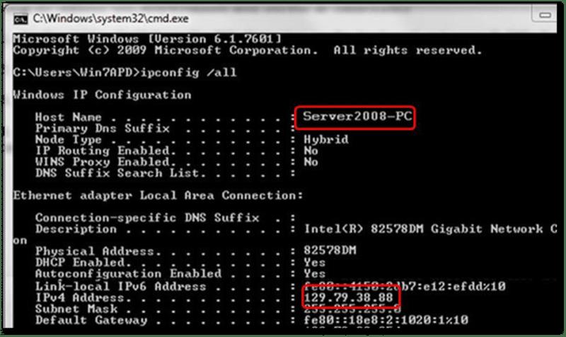 Edit host file- Screenshot