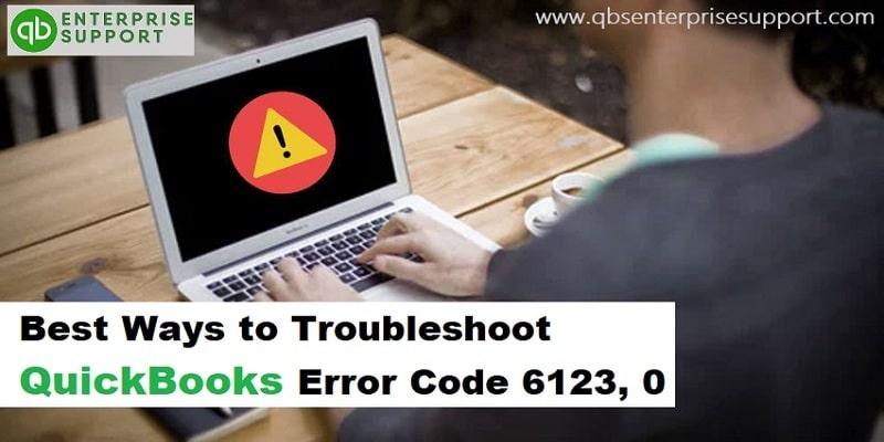 How to Troubleshoot QuickBooks Error 6123, 0 - Featured Image