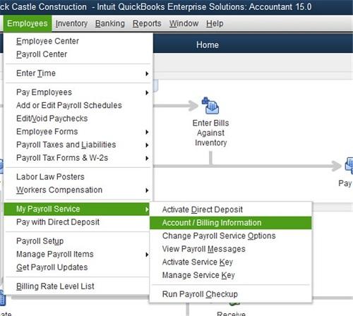 Install QuickBooks Desktop in Selective Startup - Screenshot