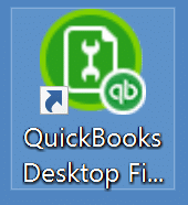 QuickBooks file doctor icon - Screenshot