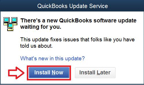 Update QuickBooks Payroll Manually - Screenshot 2