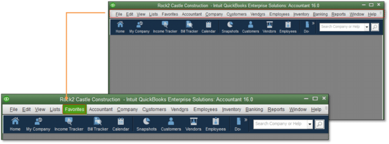 suppress QuickBooks desktop- screenshot