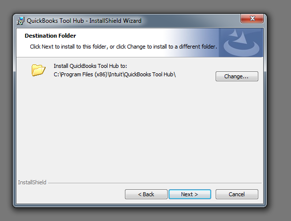 QuickBooks Tools Hub Installation - Screenshot 3