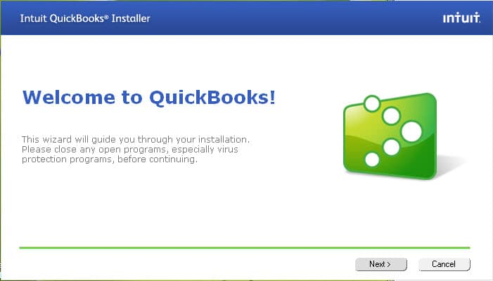 Quickbooks Diagnostic tool installation-screenshot
