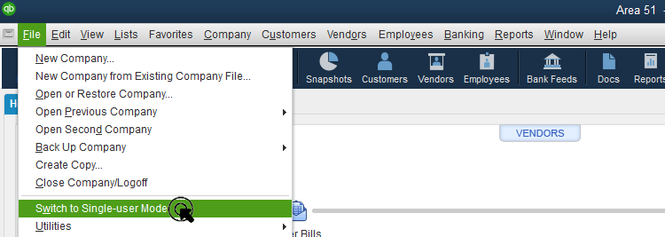 Switch to Single user Mode-Screenshot