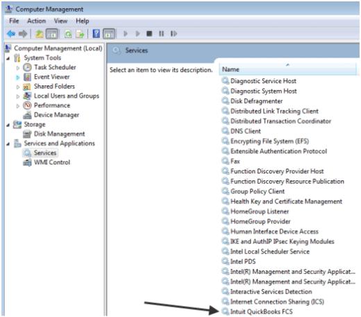 Computer Management - Screenshot 1