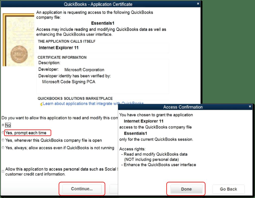 Convert QuickBooks online to desktop- screenshot 3