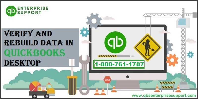 How to Verify and Rebuild Data Utility in QuickBooks Desktop?