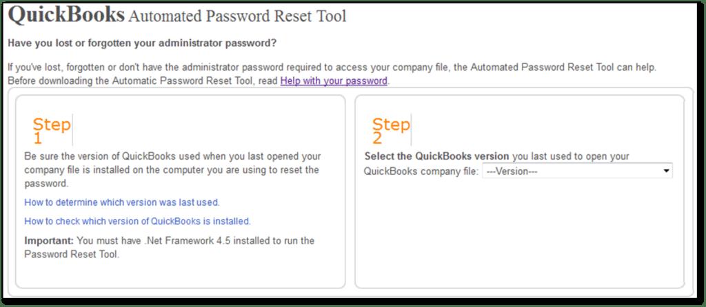 automated password reset tool 1-screenshot