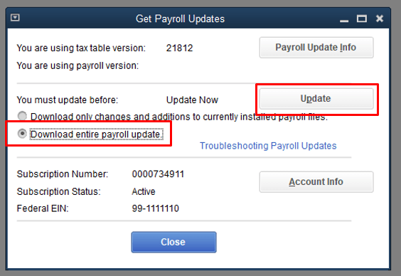 payroll tax table-screenshot