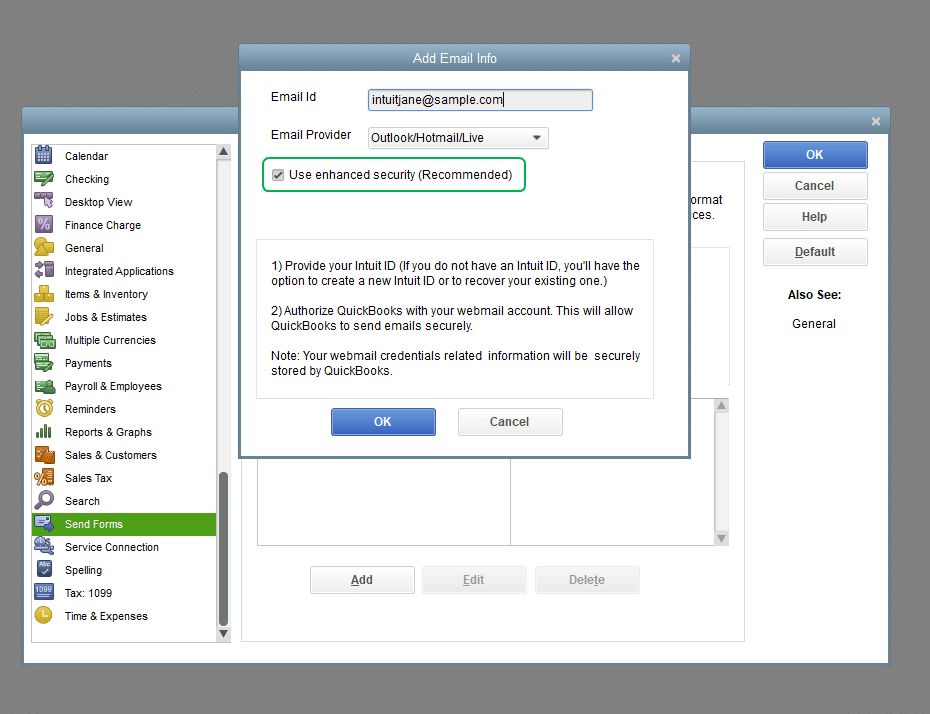 Set-up-email-service-in-QuickBooks-Screenshot