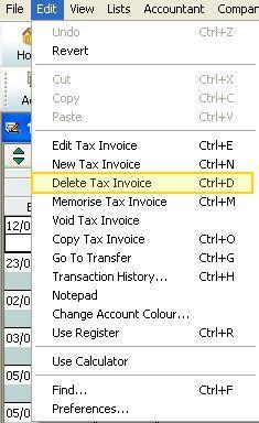 damaged transactions-screenshot