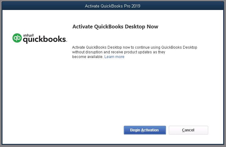 Begin registration - Screenshot Image