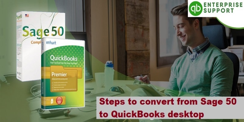 Steps to Convert from Sage 50 to QuickBooks Desktop - Screenshot Image