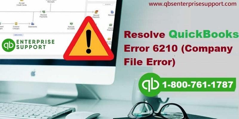 Fix QuickBooks Error Code 6210 0 Like a Pro - Featuring Image