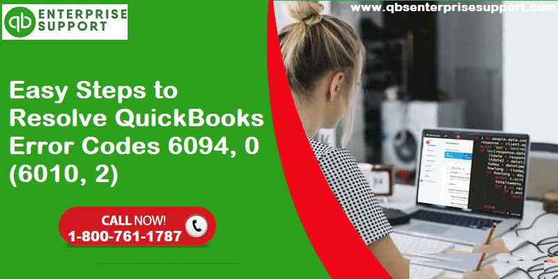 Fix QuickBooks Error 6094 An error occurred when QuickBooks tried to start the database - Featured Image