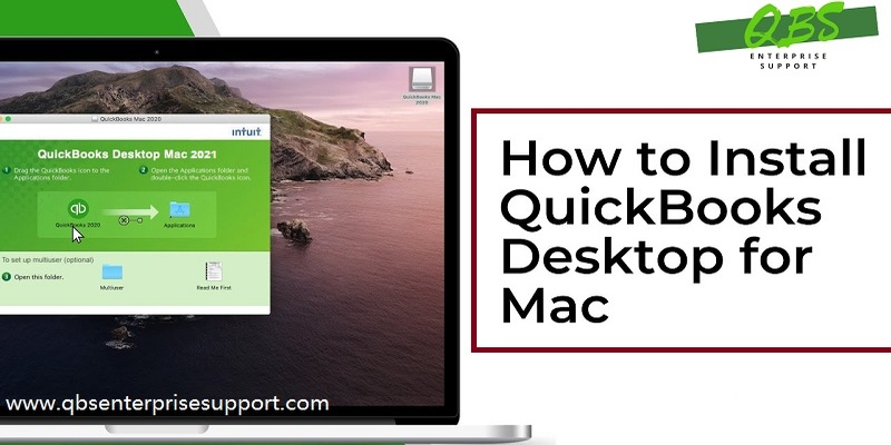 How to Download, Install & Set up QuickBooks Desktop for Mac 2021?