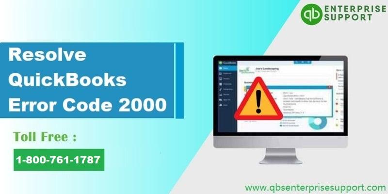 Methods to Resolve QuickBooks Payroll Error Code 2000 - Featured Image