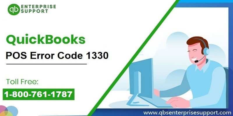QuickBooks Point of Sale Error 1330 and Its Troubleshooting Steps - Featured Image