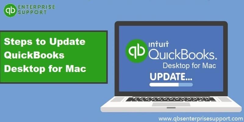 How to Update QuickBooks Desktop for Mac?
