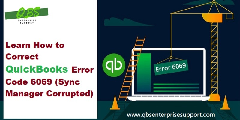 What are the troubleshooting steps of QuickBooks error code 6069 - Featuring Image
